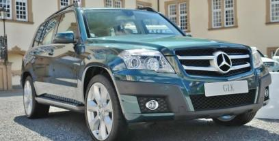 Mercedes GLK Off-roader 280 4MATIC 231KM 170kW 2008-2011