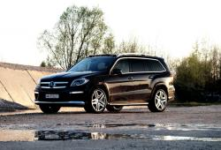 Mercedes Klasa GL X166 Off-roader