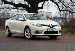 Renault Fluence Sedan Facelifting -