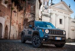 Jeep Renegade SUV -