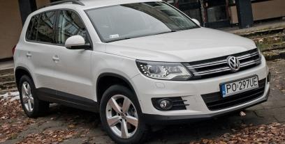 Volkswagen Tiguan I SUV Facelifting 1.4 TSI BlueMotion Technology 150KM 110kW 2015-2016