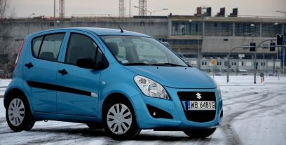 Suzuki Splash Hatchback 5d Facelifting
