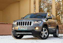 Jeep Grand Cherokee IV Terenowy -