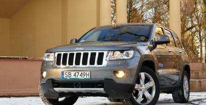 Jeep Grand Cherokee IV Terenowy 3.0 V6 CRD 241KM 177kW 2011-2013