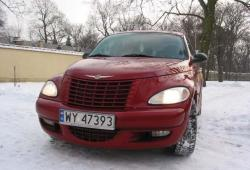 Chrysler PT Cruiser MPV -