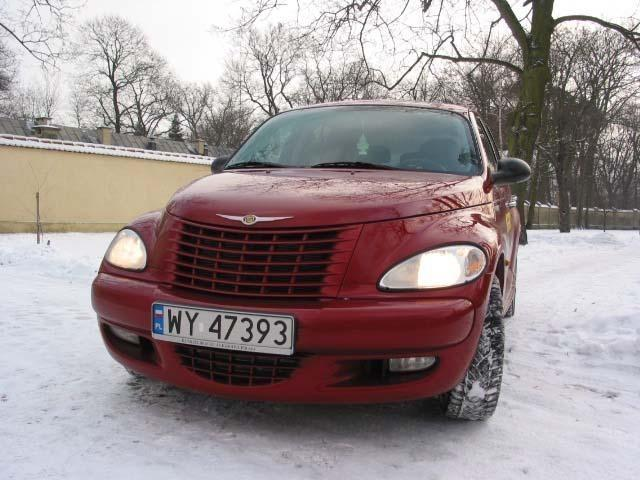 Chrysler PT Cruiser MPV