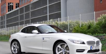 BMW Z4 E89 Roadster sDrive35is 340KM 250kW 2010-2012