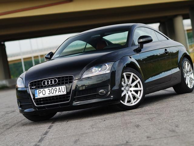 Audi Tt 8j Silniki Dane Testy Autocentrumpl