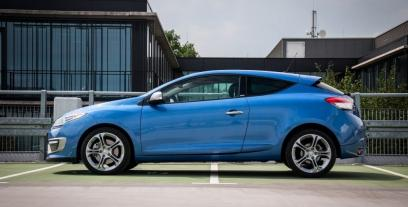 Renault Megane III Coupe Facelifting 2013 Energy TCe 115KM 85kW 2014-2015