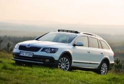 Skoda Superb II Outdoor -