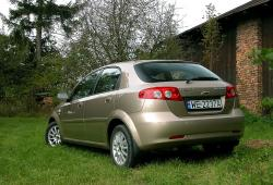 Chevrolet Lacetti I Hatchback