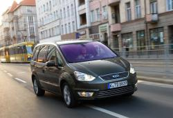 Ford Galaxy III Van Facelifting -