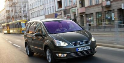 Ford Galaxy III Van Facelifting