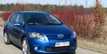 Toyota Auris I Hatchback 5d Facelifting 1.6 Valvematic 132KM 97kW 2009-2012