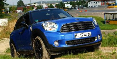Mini Countryman I Crossover 2.0 D 112KM 82kW od 2012