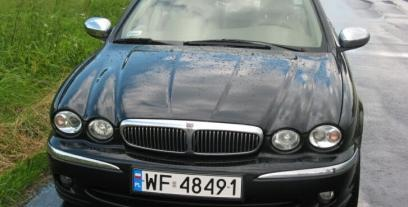 Jaguar X-Type Sedan 2.0 TDi 130KM 96kW 2003-2009