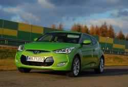 Hyundai Veloster Coupe -