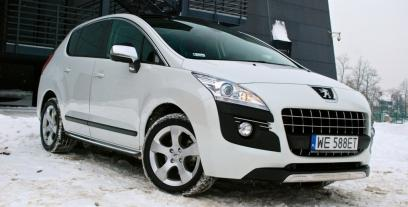 Peugeot 3008 I Crossover 2.0 HDi FAP 163 KM 120 kW