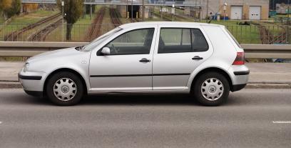 Chłodny Volkswagen Golf IV Hatchback 1.6 100KM 74kW 1997-2003 • Dane IH53