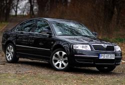 Skoda Superb I 2.8 193KM 142kW 2001-2008