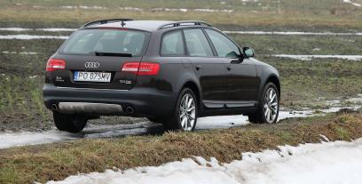 Audi A6 C6 Allroad Quattro 3 0 V6 Tfsi 290km 213kw 2008 2011 Opinie I Oceny O Silniku Oceń
