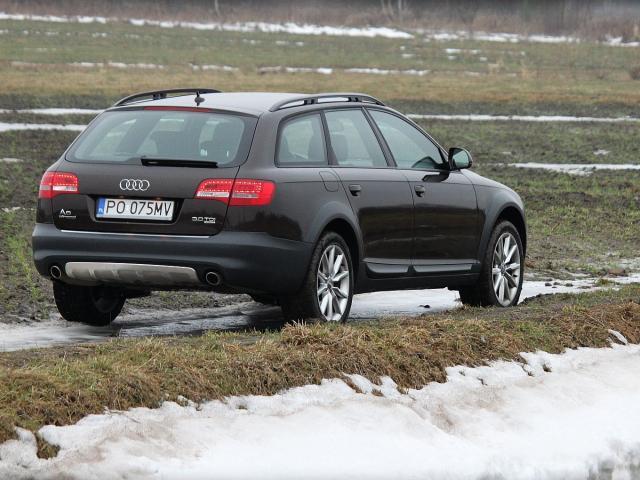 Usterki Audi A6 C6 Wady Awarie Autocentrumpl