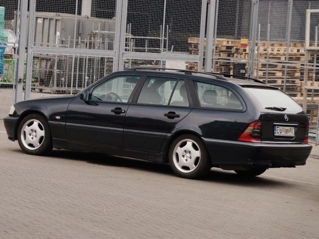 Mercedes Klasa C W202 • Dane techniczne • AutoCentrum pl
