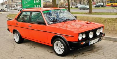 Fiat 131 Sedan 1.3 Super Mirafiori 78KM 57kW 1978-1980