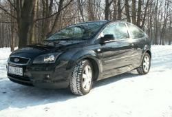 Ford Focus II Hatchback 3d