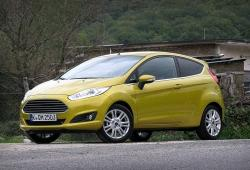 Ford Fiesta VII Hatchback 3d Facelifting