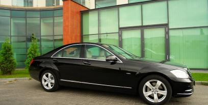 Mercedes Klasa S W221 Limuzyna Facelifting 3.5 V6 (350 BlueEFFICIENCY) 306 KM 225 kW