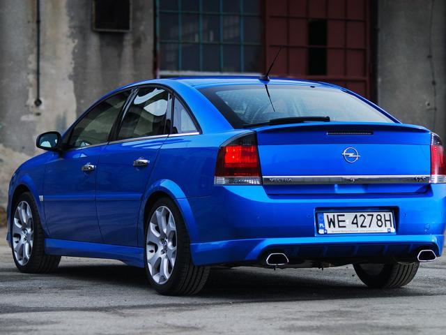 Chłodny Raport spalania Opel Vectra - zużycie paliwa • AutoCentrum.pl TZ92
