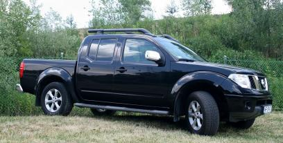Nissan Navara III Double Cab Facelifting 2.5D 190 KM 140 kW