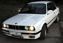BMW Seria 3 E30 Coupe -