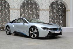 BMW i8 Coupe -