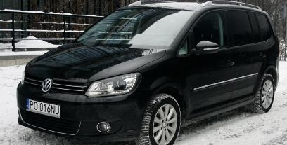 Volkswagen Touran II 1.2 BlueMotion 105KM 77kW 2010-2015