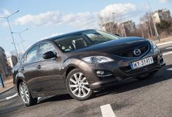 Mazda 6 II Hatchback Facelifting
