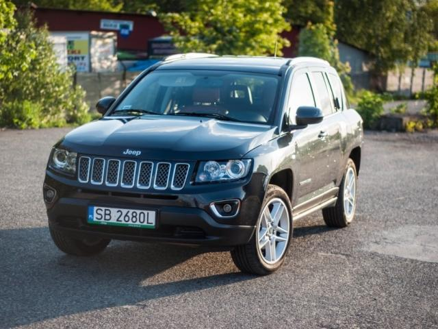 Jeep Compass I - Opinie lpg