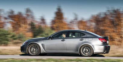 Lexus IS II Sedan F 423KM 311kW 2007-2012