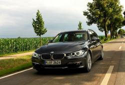 BMW Seria 3 F30-F31-F34 Touring 2.0 320d EfficientDynamics Edition 163KM 120kW 2013-2015 - Oceń swoje auto