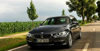 BMW Seria 3 F30-F31-F34 Touring 320d EfficientDynamics Edition 163 KM 120 kW