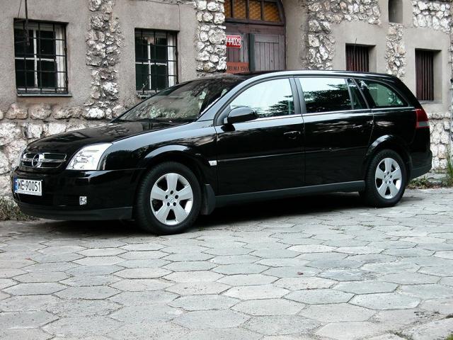 Modernistyczne Raport spalania Opel Vectra C Kombi - zużycie paliwa • AutoCentrum.pl FK45