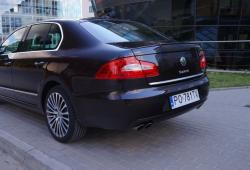 Skoda Superb II Sedan -