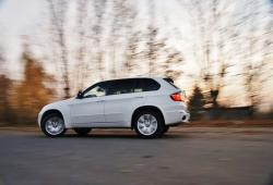 BMW X5 E70 SUV Facelifting