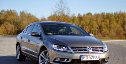 Volkswagen CC I Coupe 2.0 TDI BlueMotion Technology 184 KM 135 kW