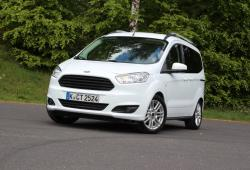 Galeria Ford Tourneo Courier