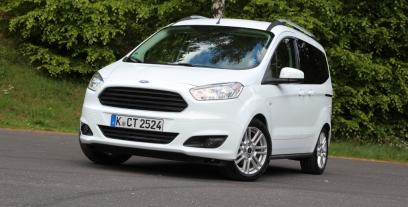 Ford Tourneo Courier I Mikrovan 1.0 EcoBoost 100 KM 74 kW