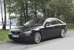 BMW Seria 7 E65 Sedan 4.4 Turbo Alpina 500KM 368kW 2001-2008 - Oceń swoje auto