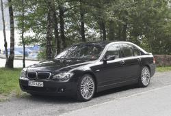 BMW Seria 7 E65