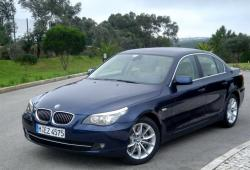 BMW Seria 5 E60 Sedan 520d 177 KM 130 kW